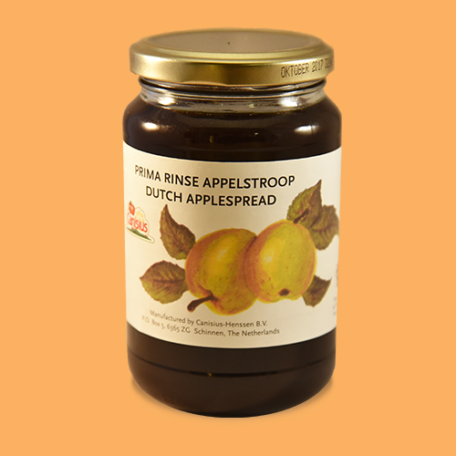 Rinse Apple Spread in export glass, 450g