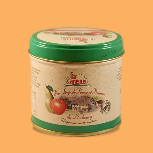 Real Pear-Apple Spread in a can, 450g