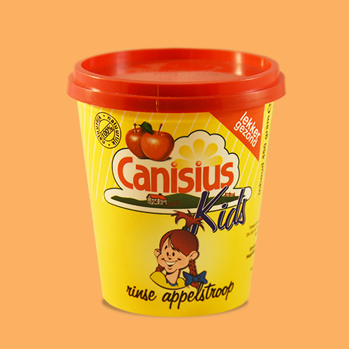 Rinse Apple Spread in kids cup, 450g, 350g & 250g