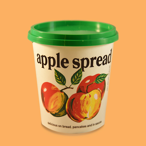 Rinse Apple Spread in export cup, 450g