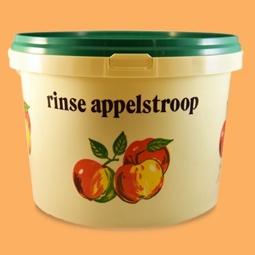 Rinse appelstroop in emmer voor grootverbruik Bakkerij en Horeca, 5, 10 of 12 kg