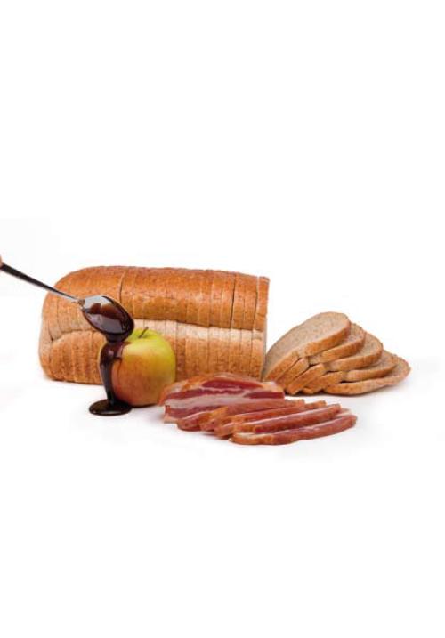 <div>Ontbijt:</div> Finneke's boterhammen