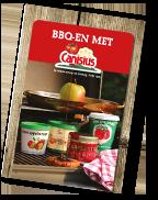 BBQ recepten canisius stroop